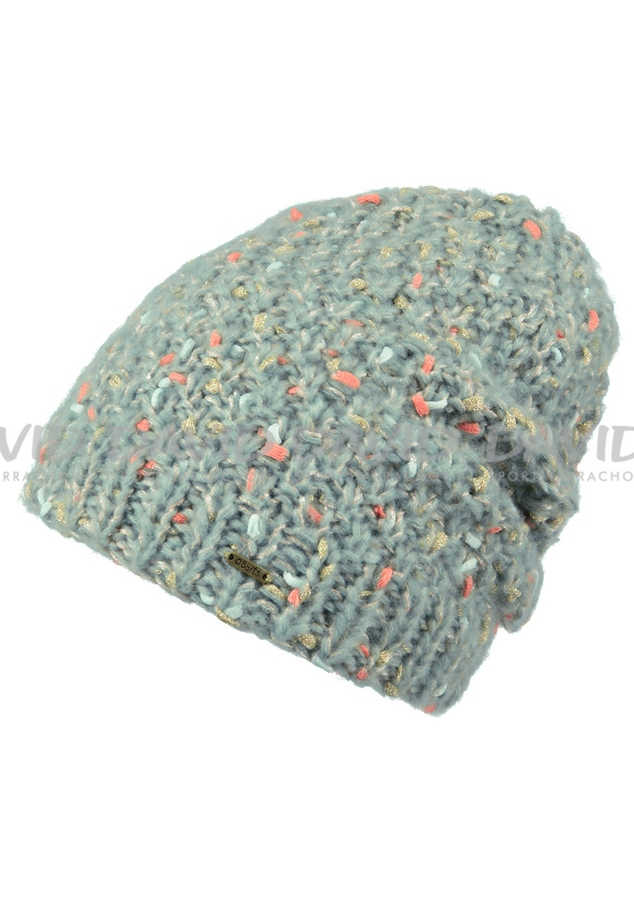 BARTS KALIX BEANIE GIRLS LIGHT CELADON