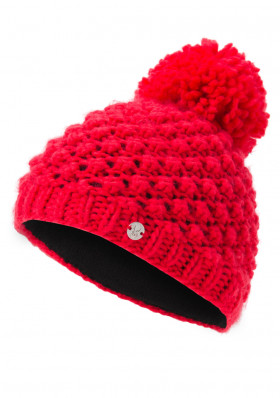 Children's hats Spyder Girl's Brrr Berry Red