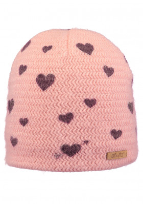 Child hat Barts Valor pink