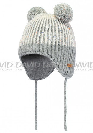 detail Child hat Barts Babs Inka Gray