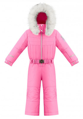 Poivre Blanc Kid's overall W19-1030-BBGL / A Ski Overall fever pink