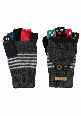 Kids knitted gloves Barts Puppet Bumgloves