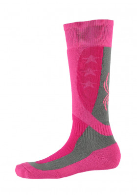 Girl´s ski socks SPYDER 156637 FLAG