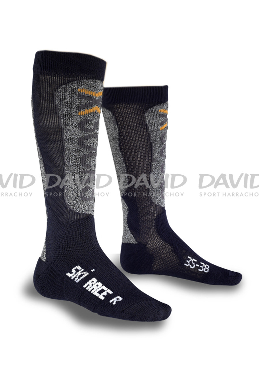 Children´s ski knee socks X-SOCKS SKI RACE JR