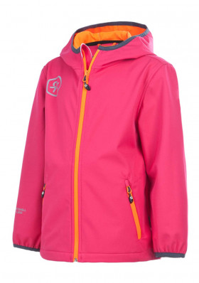 COLOR KIDS 102875 BARKIN Children's softshell jacket