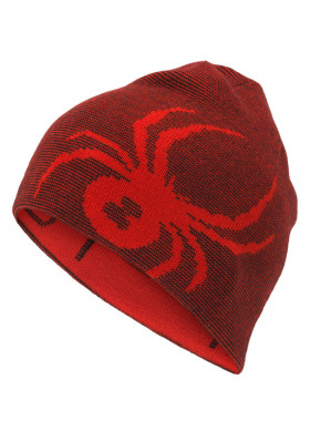 Spyder 197160-620 -BOYS REVERSIBLE BUG-Hat-volcano