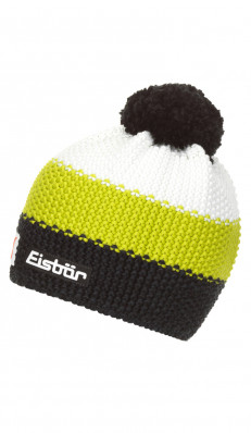 Kids winter hat Eisbär-Star Pompon MÜ SP kids 105