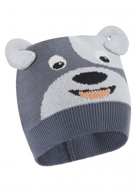 Kids hat Affenzahn Beanie David Dog