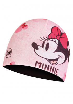 Children's hat Buff 121583 DISNEY MINNIE MICROFIBER POLAR HAT YOO-HOO PALE PINK