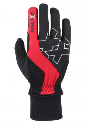 Kinetixx Nisa Jr. Black/Red
