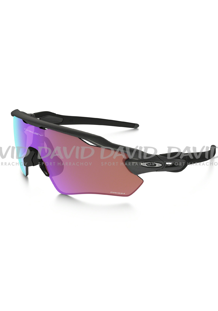 OAKLEY 9001-0331 Radar EV XS Path Steel w/Prizm