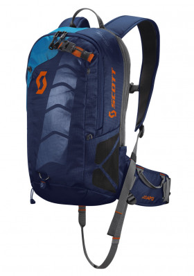 Scott Air Free AP 12 black/blue backpack