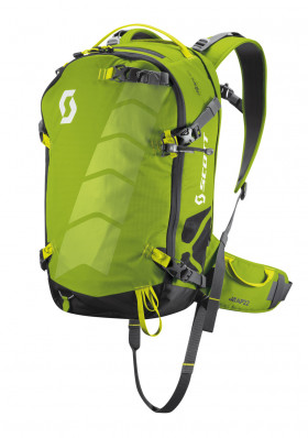 Scott Pack Air Free AP 22 green backpack