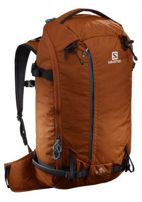 Backpack Salomon QST 30 Umber / Black