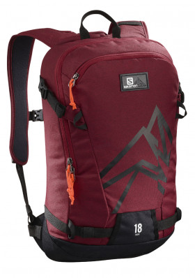 Salomon Side 18 Biking Red/Black