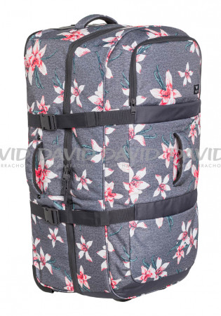 0a6fe612d3b72 Suitcase Roxy Erjbl03128 Long Haul 2 J Lugg Kpg6 | David sport Harrachov