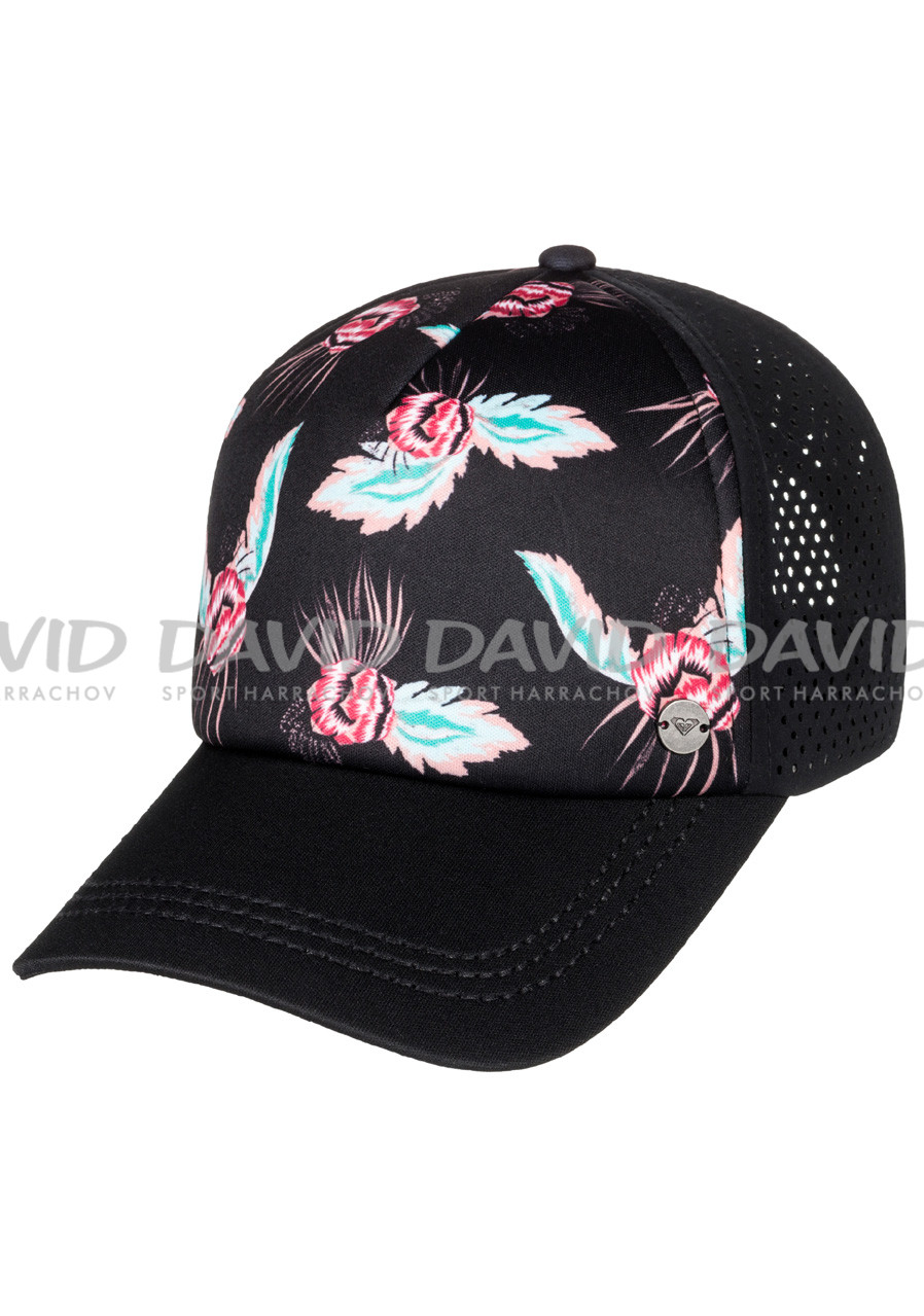 Women's cap ROXY 18 ERJHA03398 WAVES MACHINES