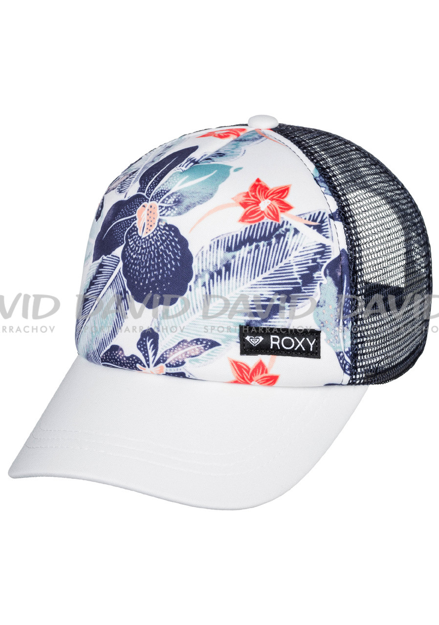 náhled Girl's cap Roxy ERGHA03130 Just Ok White