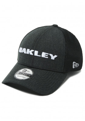 Cap Oakley Heather New Era Hat Blackout Os