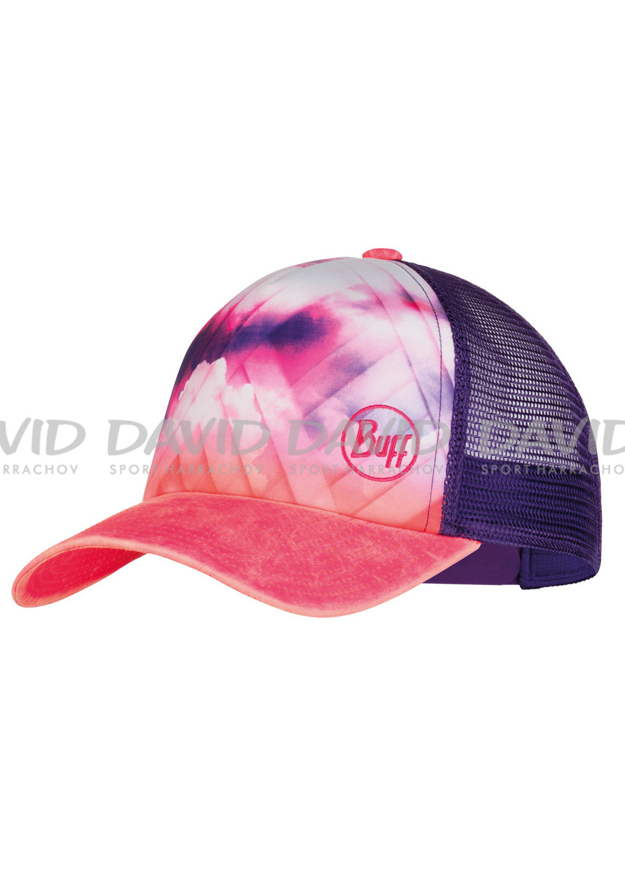 Buff Trucker Cap Ray Rose Pink