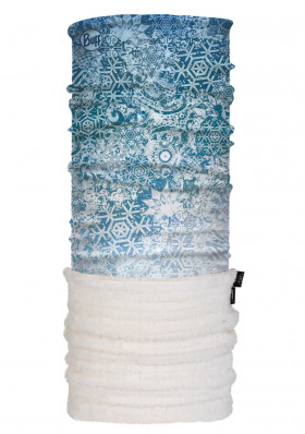 Scarf Buff 118122 POLAR THERMAL FAIRY SNOW TURQUOISE