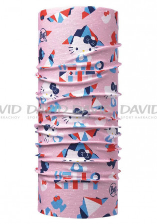 detail Scarf Buff Child Hello Kitty New 118297