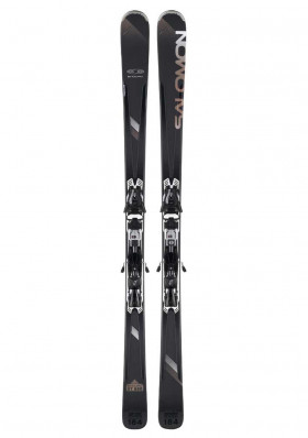 Downhill skis Salomon Enduro XT 850+SZ 12 11/12