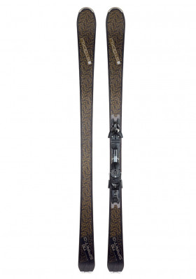 Stockli Spirit Otwo+VM412BFreeSL - 14/15 Downhill skis