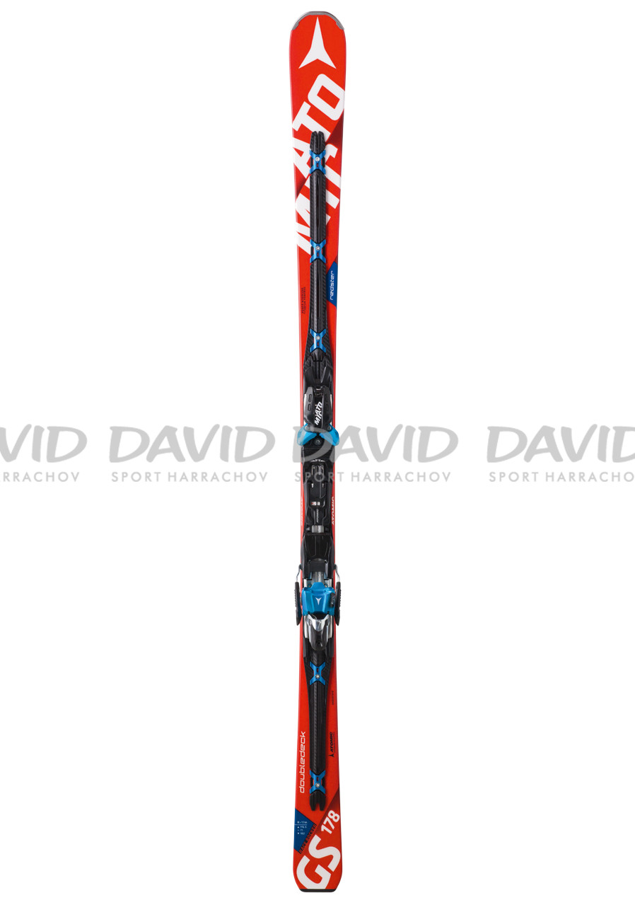 náhled Downhill skis   ATOMIC REDSTER D2 GS+AMP,X12TL SKI15/16