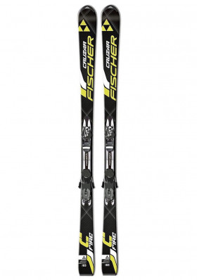 Fischer Cruzar Fire FP9+RS10 ski set 15/16
