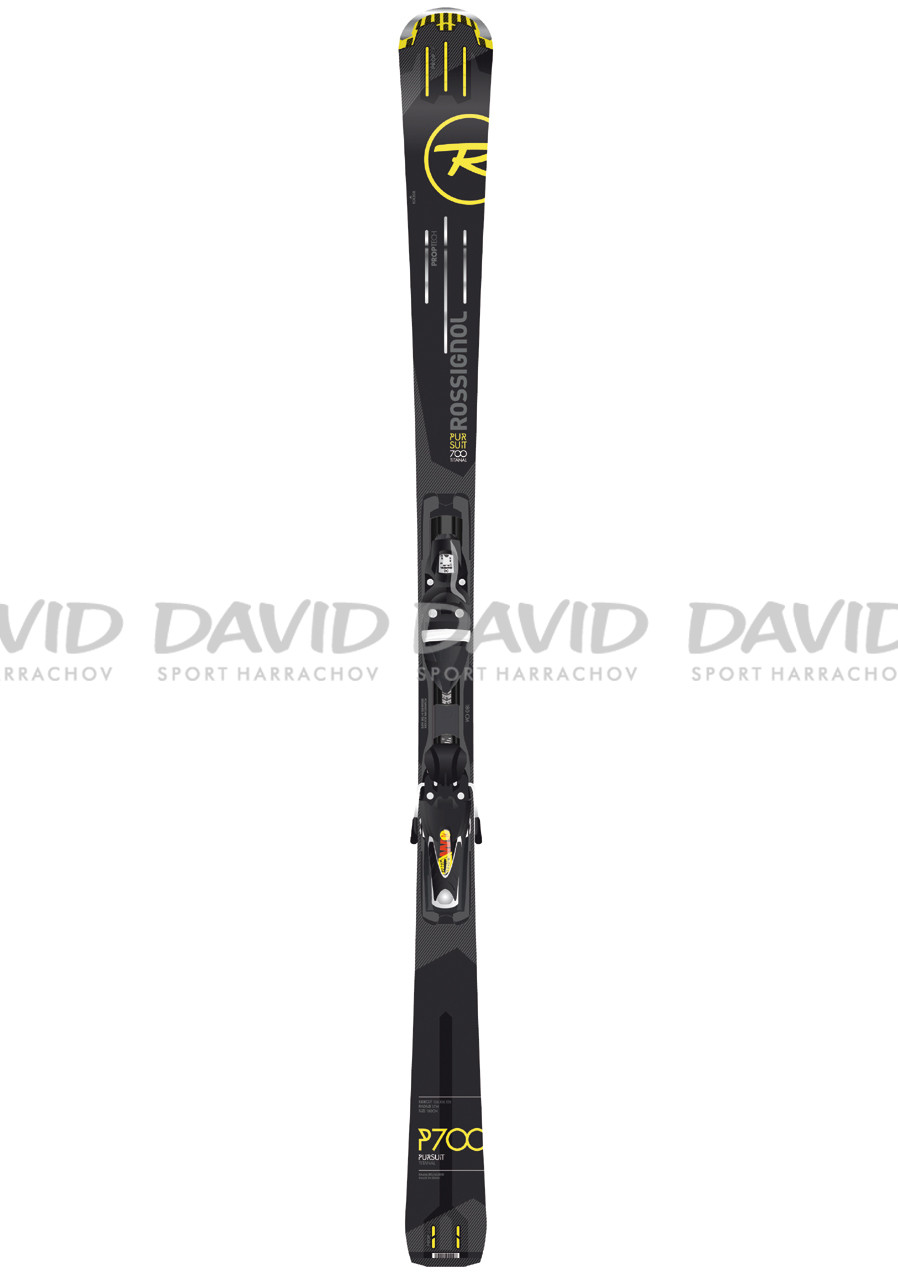 Rossignol Pursuit 700 TI TPX+Axium120 set 15/16