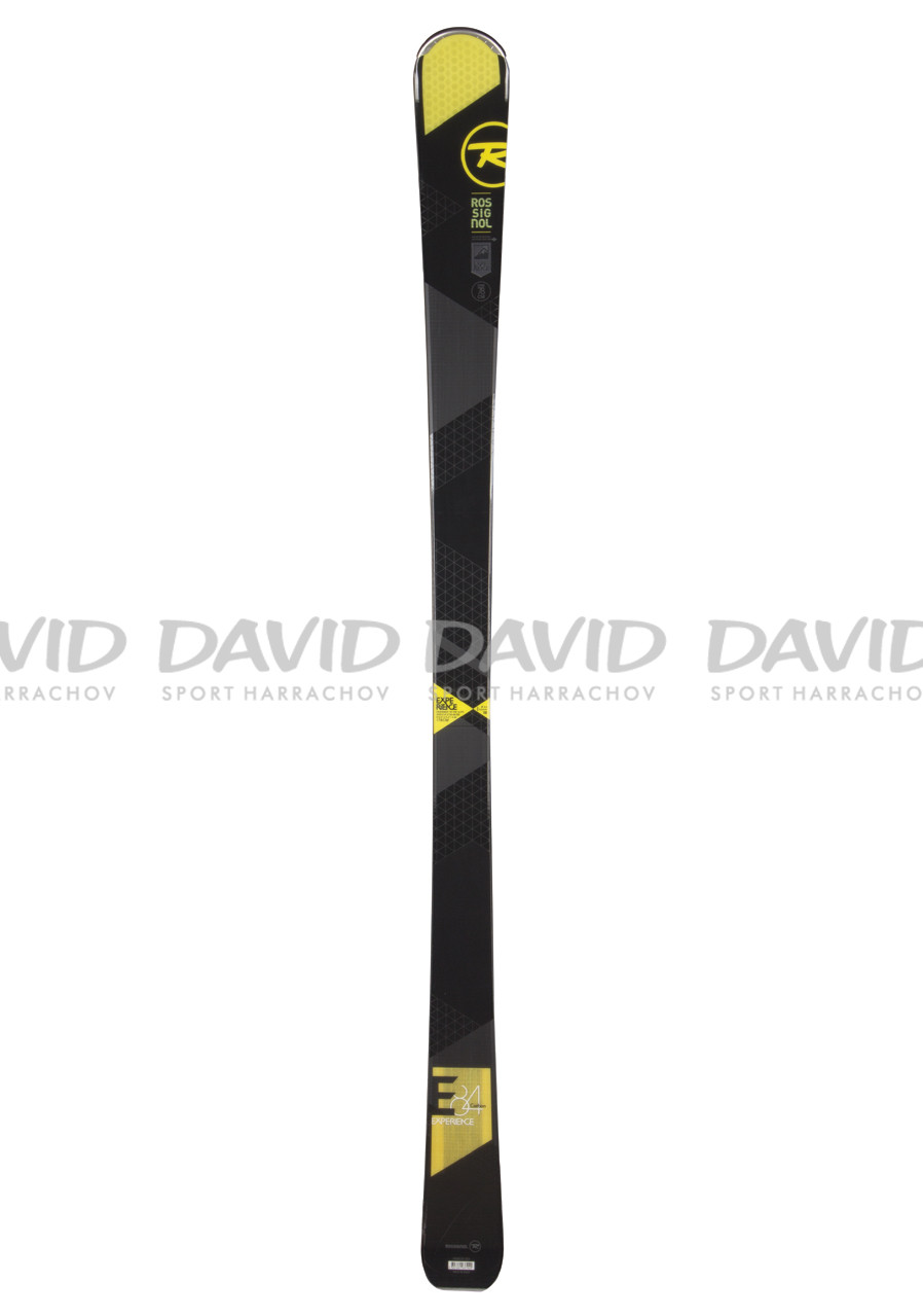 Rossignol Experience 84 CaOpen+Axial3 120Dual 15/16 Downhill skis