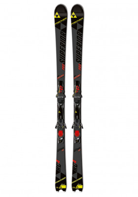FISCHER RC4 Superior PRO RT+RSX12-15/16 Downhill skis