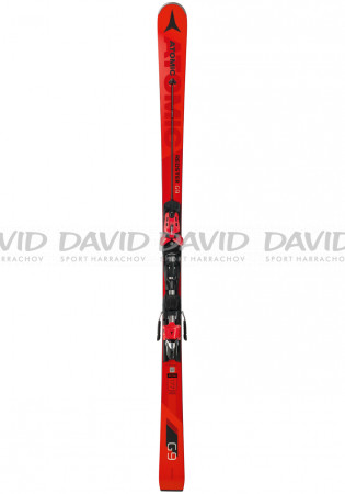 detail Skis Atomic Redster G9 + X12TL