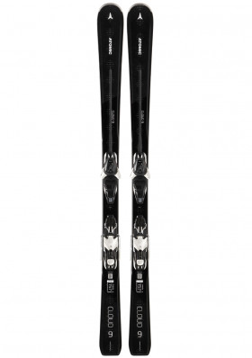 Women´s ski Atomic Cloud 9 + Lithium 10