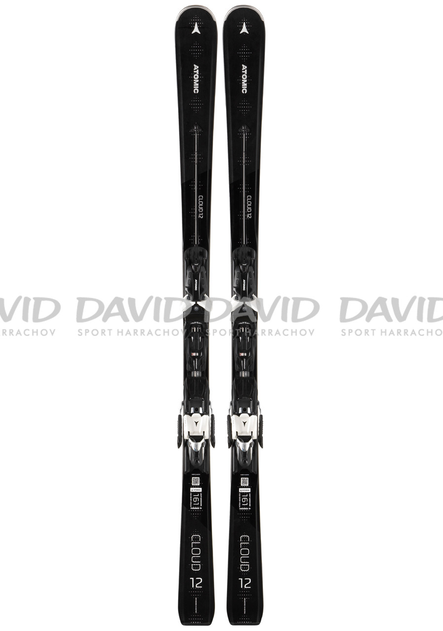 Ladies' downhill skis Atomic Cloud 12 vázání X 12 TL