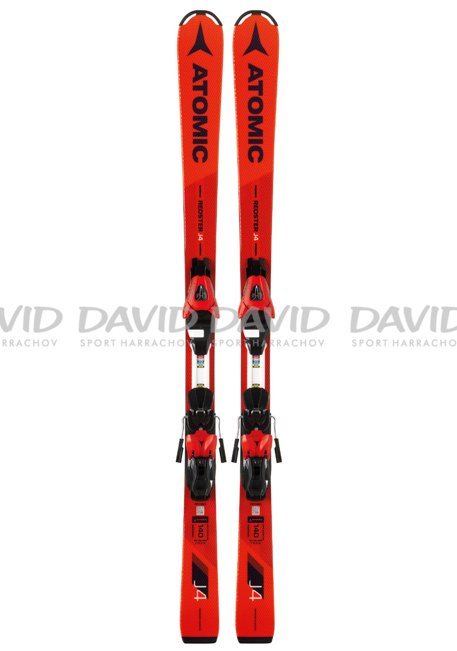 Downhill skis for children Atomic Redster J4+L 7 ET