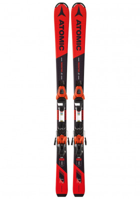 Downhill skis for children Atomic Redster J2 130-150 cm+L 7 ET
