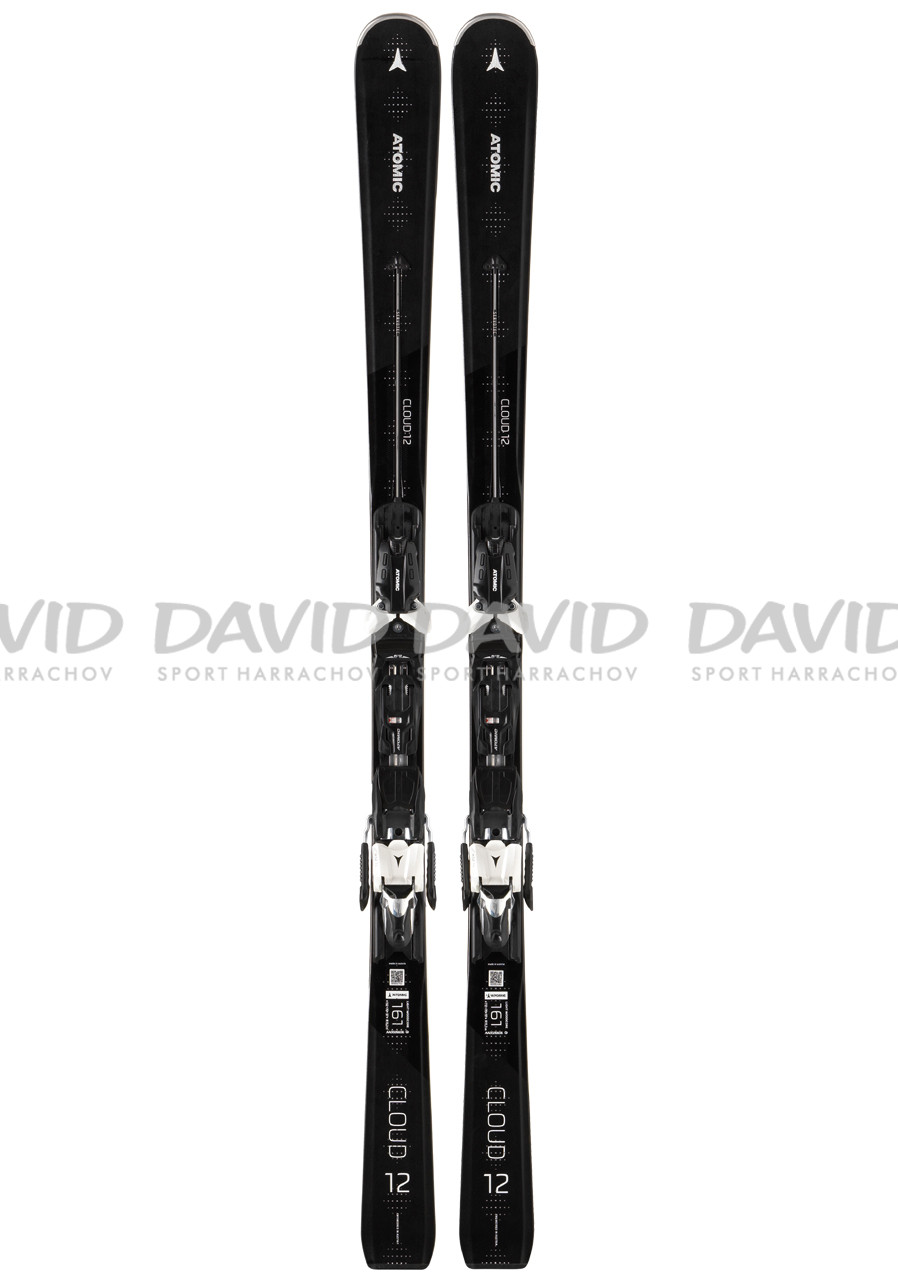 náhled Ladies' downhill skis Atomic Cloud 12 + X 12 Tl