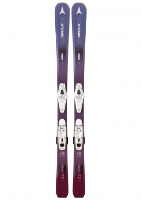Ladies' downhill skis Atomic Vantage Wmn X 77 C+Lithium 10