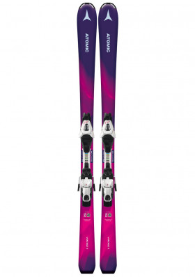 Downhill skis for children Atomic Vantage Girl X 130-150 + C 5