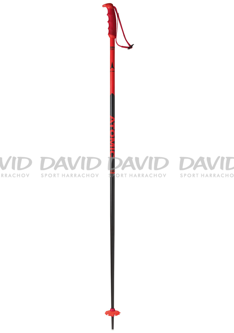 Downhill sticks Atomic Redster Red/Black