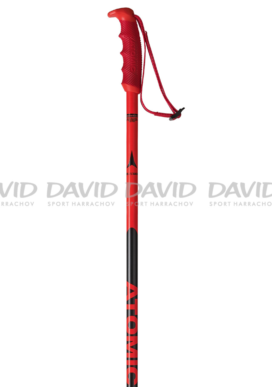 detail Downhill sticks Atomic Redster Red/Black