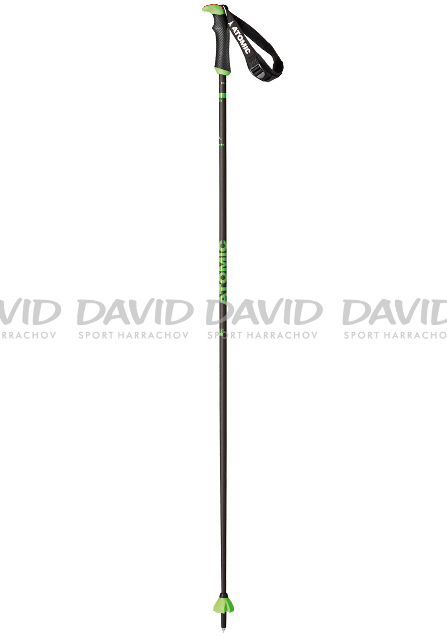 Downhill sticks Atomic Redster X Carbon Sqs Grey/Green