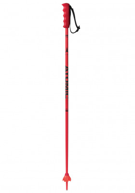 Children's downhill sticks Atomic Redster Jr Red/Black