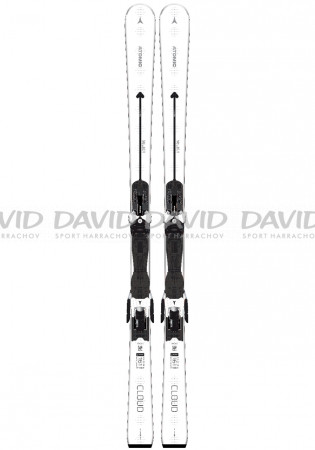 detail Ladies' downhill skis Atomic Cloud Select + X 12 Tl