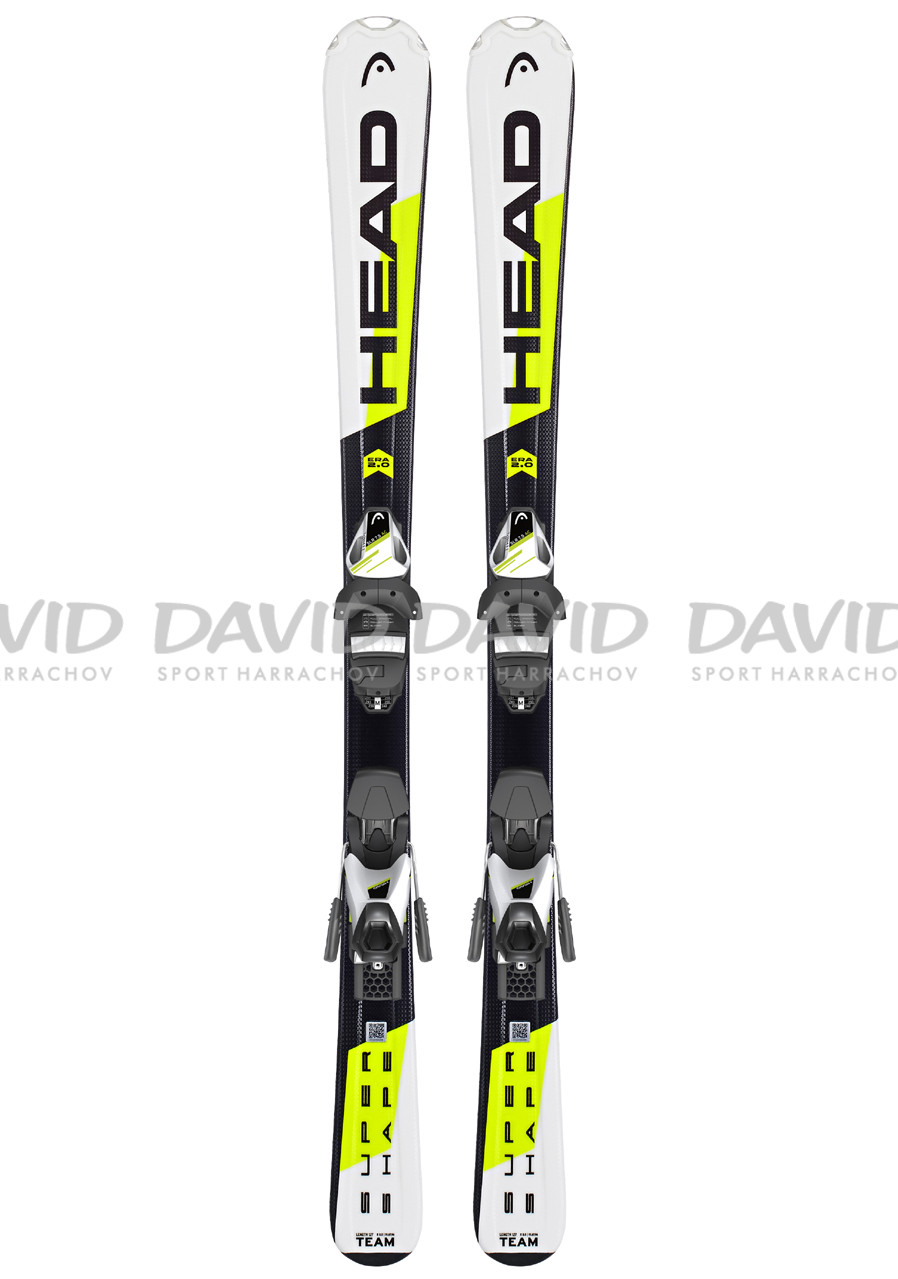 Head Supershape Team SLR2 + SLR 7.5 AC wh/yw