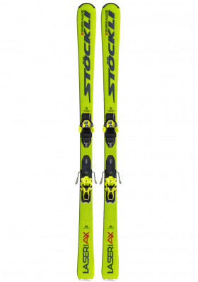 Downhill skis Stockli Laser AX-XM + XM13 C90 yell