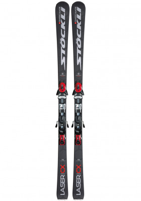Downhill skis Stockli Laser CX + VM412 + Speedlock16Li
