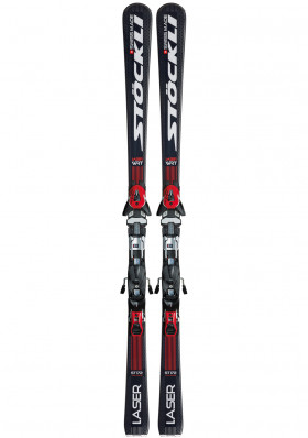 Downhill ski Stockli Laser WRT VM412 +  Speedlock16Li